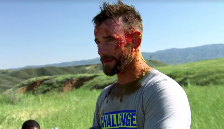"The episode of ""The Challenge"" that features a heated confrontation between CM Punk and cast member Johnny Bananas aired on Tuesday night. It started with Bananas walking up to Punk and saying that he's the first guy in history to lose (one of the challenges on the show) and be happy about it.   #Wrestling news #wwe #wwe latest fights #wwe top fights"