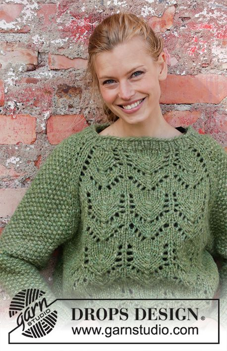 b27577699d6a Free knitting pattern. Free knitting pattern Drops Design ...
