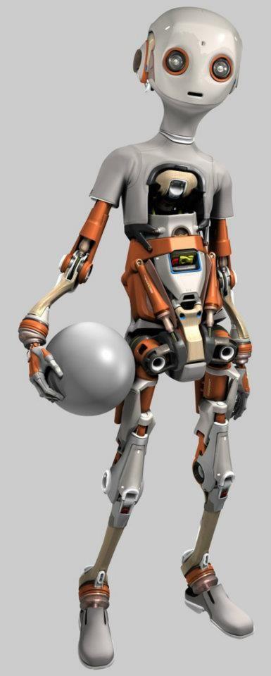 Hinokio: Inter-Galactic Love   https://www.youtube.com/watch?v=tuhV-vivEv0  http://www.hizook.com/blog/2008/11/09/hinokio-inter-galactic-love