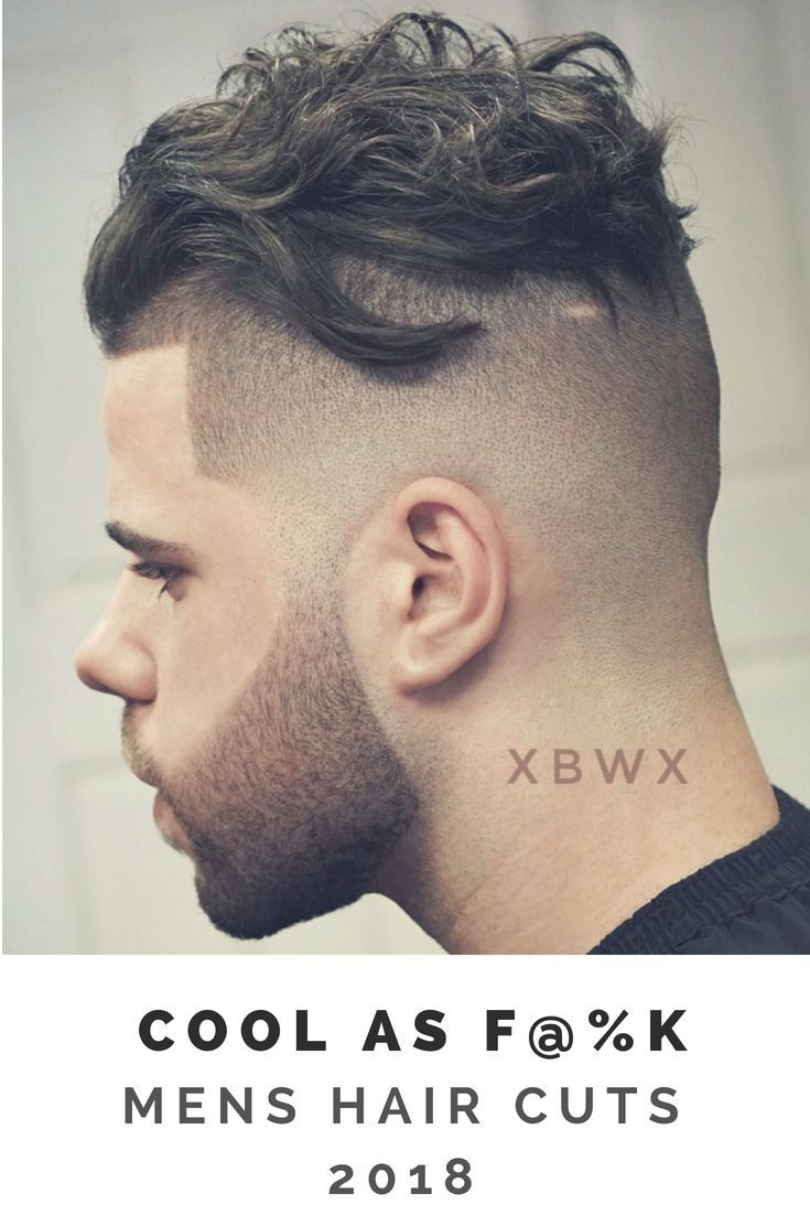 The Coolest Mens Haircuts 2018hair Men Hairstyle Barber