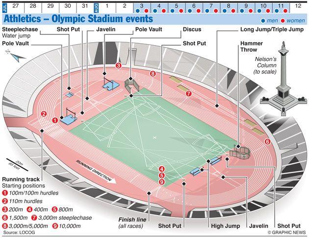 Olympics. Infographics