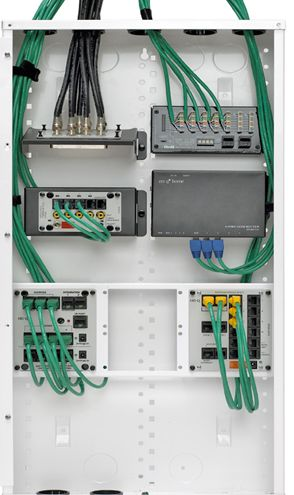 54 best structured wiring systems images on pinterest smart home rh pinterest com Home Network Wiring System Home Network Switch Wiring