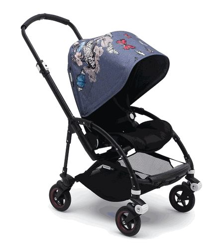 NEW! Bugaboo Bee5 Stroller For 2017! The New Bugaboo Bee 5 has many improvements over the Bee3 and it's completely customizable! Read all about it on the blog!