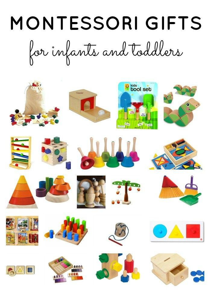 The Ultimate Guide To Montessori Infant Toddler Toys