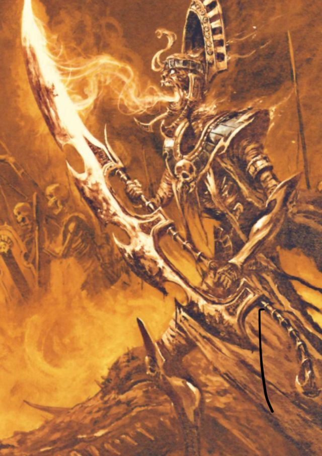 Tomb Kings Warhammer Fantasy Old World Aos In 2019 Pinterest