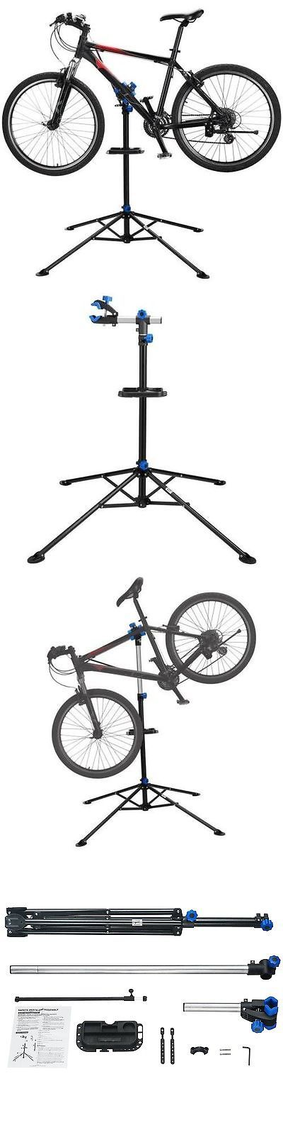 Workstands 177847: Mountain Bike Repair Stand Clamp Road Adjustable Mechanic Bicycle Cycle Holder -> BUY IT NOW ONLY: $82.99 on eBay!
