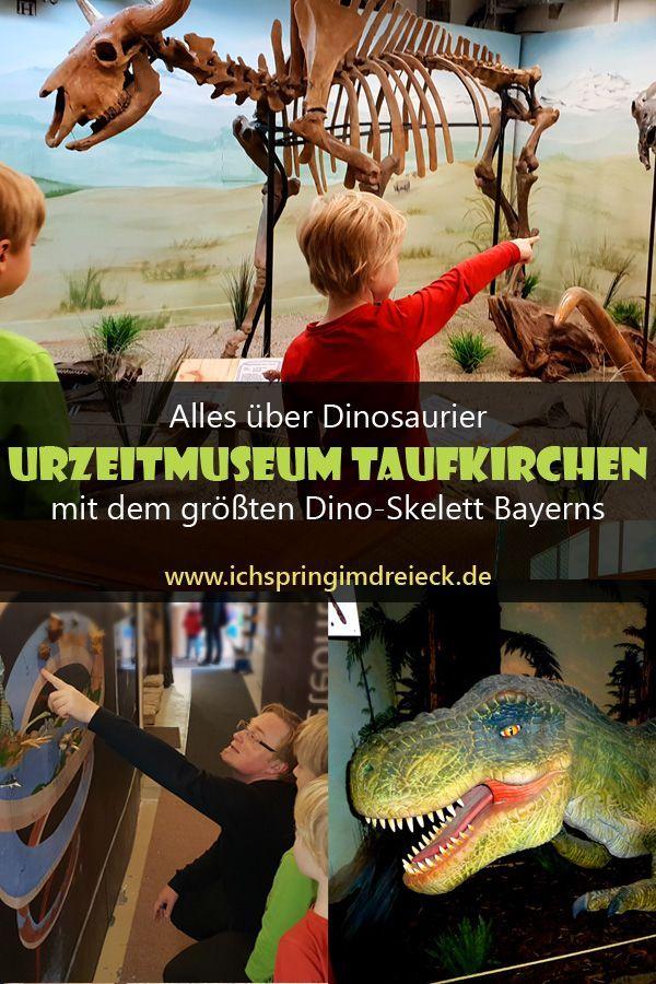 """""""Japadapadu!"""" Hier ist das Dino-Fieber ausgebrochen! In allen Größen …  – REISE / Deutschland Reiseziele"""