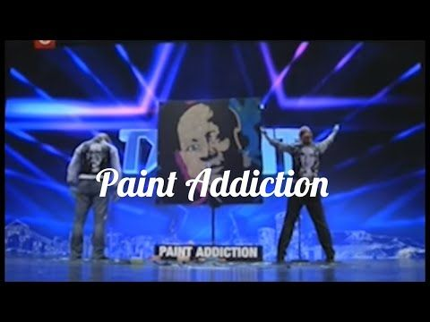 paintaddiction | Performance   by Shane Turner (sgl Turner) and graham Hide of Paint Addiction