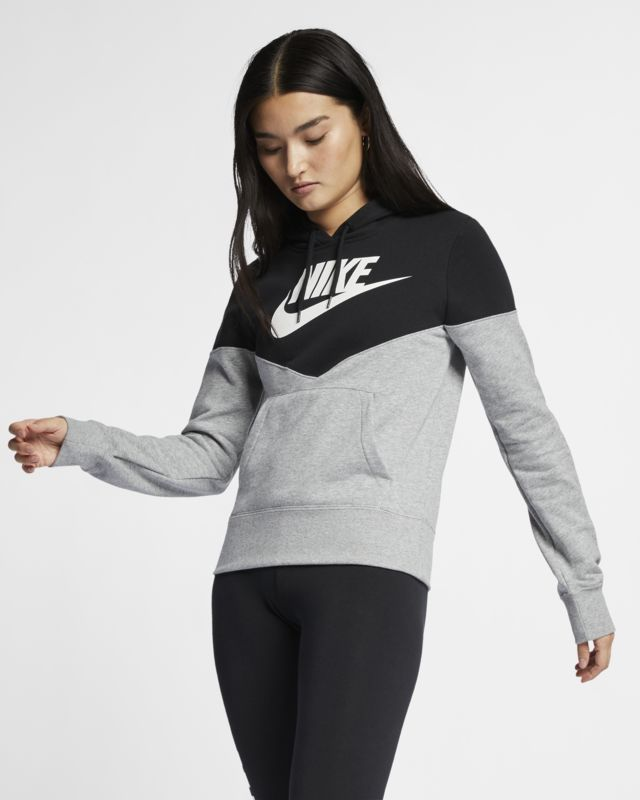 Sportswear Heritage Women's Fleece Hoodie in 2019 | Nike