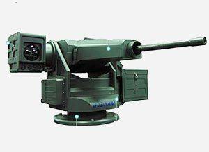 South Korea's Robot Machine Gun Turret Can See You Coming 3 km Away