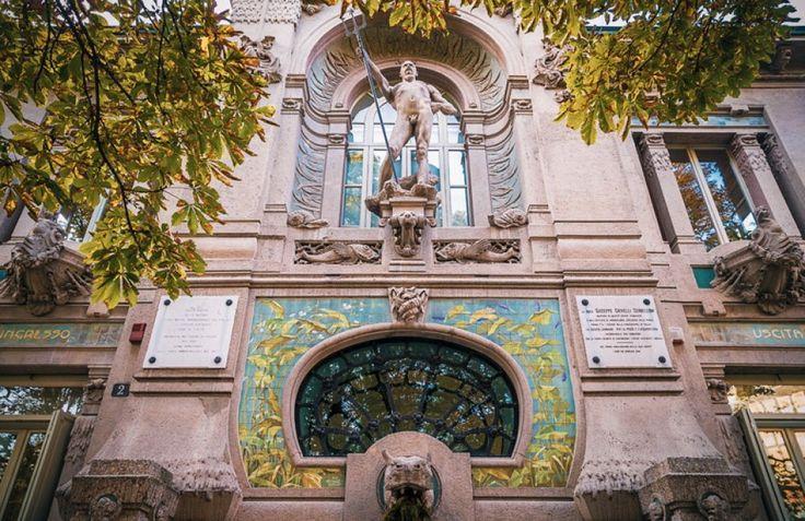 Italian Liberty, meraviglie italiane dell'Art Nouveau