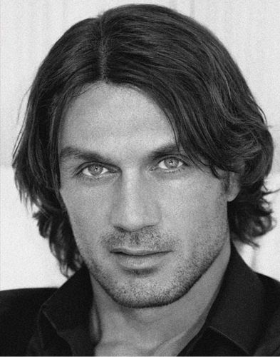 Paolo Maldini in Dolce and Gabbana, 20 set 08