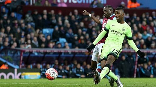 Kelechi scoring a hat-trick against Villa in the F.A. Cup