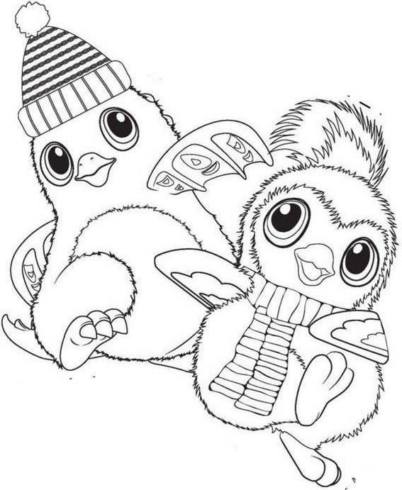 Best Hatchimals Toy Coloring Page Monster Coloring Pages Coloring Pages Hatchimals Toy