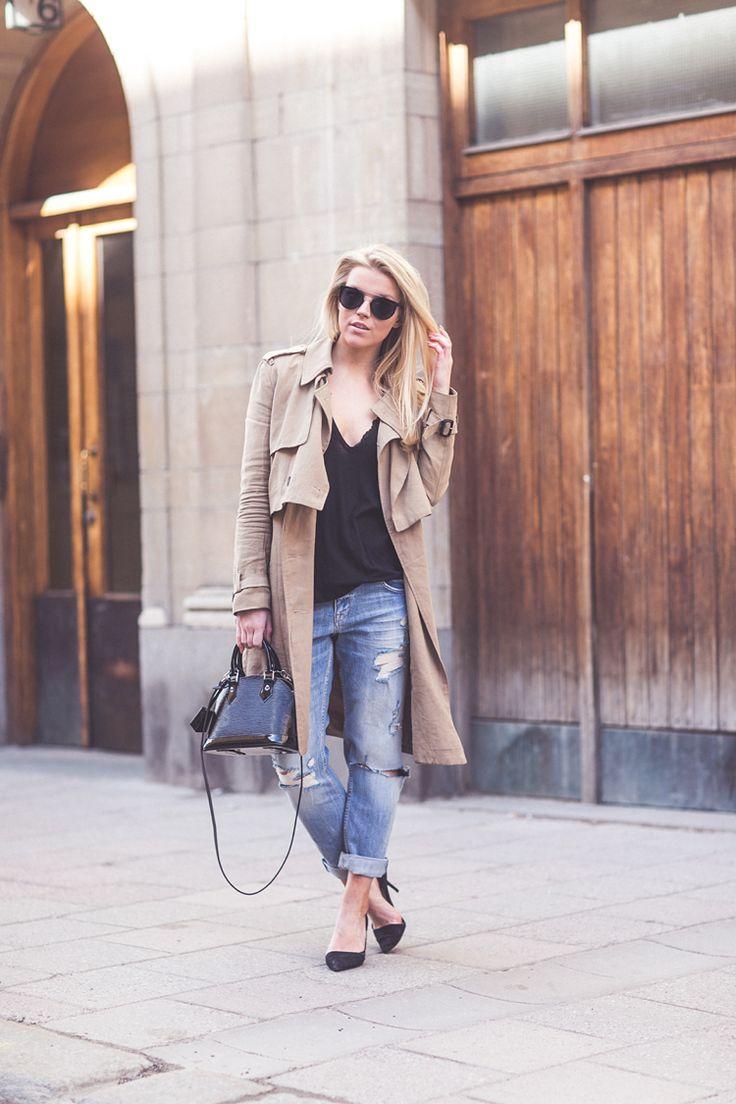 TRENCHY : P.S. I love fashion by Linda Juhola