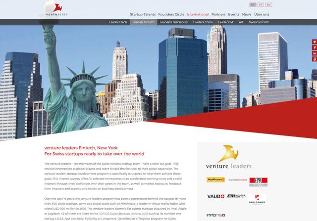 ISO 20022 Schweiz | Die erste FinTech-Nationalmannschaft reist nach New York | Harmonisierung, Standardisierung und Migration Zahlungsverkehr Schweiz
