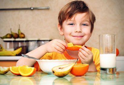25 suggestions pour bien nourrir son enfant actif