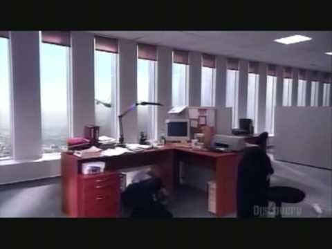 Inside The Twin Towers - Plane Impact Survivor Clip