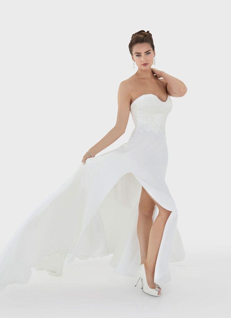 31 best Bridal Matthew Christopher images on Pinterest | Short ...