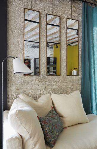 caravane sejour paris miroir salon miroir et d co maison. Black Bedroom Furniture Sets. Home Design Ideas
