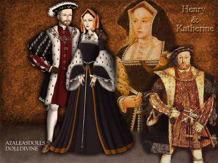 On this day 11th June,1509 Eighteen year old King Henry VIII married Catherine of Aragon, the first of his six wives. When Catherine failed to produce a male heir, Henry divorced her against the will of the Roman Catholic Church, thus precipitating the Protestant Reformation in England Henry went on to have five more wives. Mary his only surviving child by : Katherine of Aragon, ascended to the throne upon the death of Edward VI in 1553