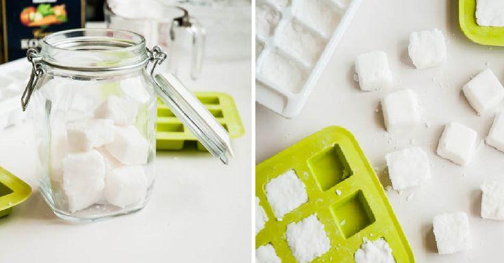 Domácí tablety do myčky bez chemie