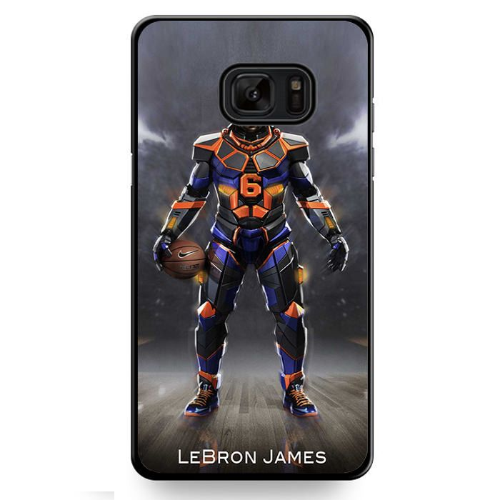 Lebron James 12 Basket Ball TATUM-6369 Samsung Phonecase Cover For Samsung Galaxy Note 7