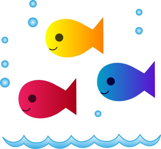fish swimming in clip art animations n - HD 5434×5031