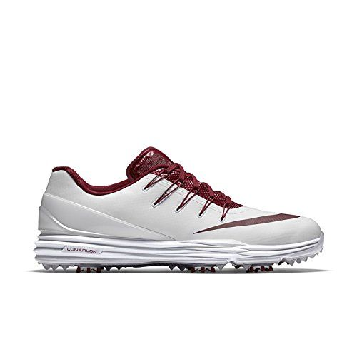 Womens Golf Shoes Fashion | Nike Lunar Control Womens College Edition Golf Shoes Size 75 Stanford Cardinal Red White *** Visit the image link more details. Note:It is Affiliate Link to Amazon.