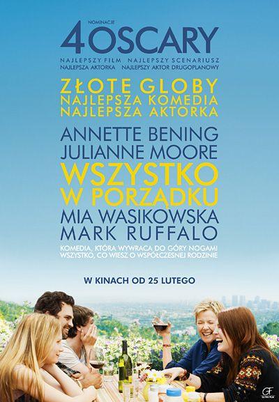 """""""Wszystko w porządku"""" - 29 maja 2014, godz. 20:00, Kino Nowe Horyzonty Wrocław"""