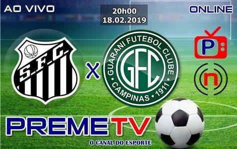 Santos X Guarani Hoje Ao Vivo Atletico Mg Coritiba America Mg