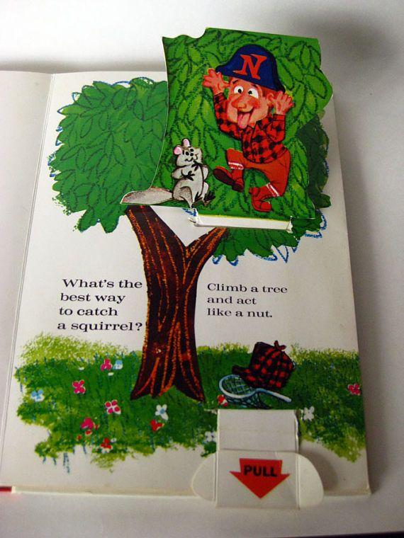 Bennett Cerfs Pop Up Silliest Riddles Childrens Book