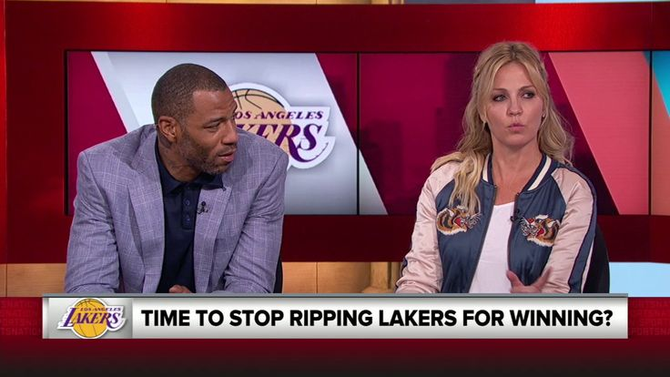 Is it time to stop ragging on Lakers for winning | Apr 12, 2017