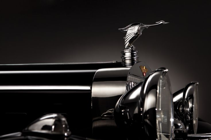 '35 Hispano-Suiza J12 Cabriolet deVille