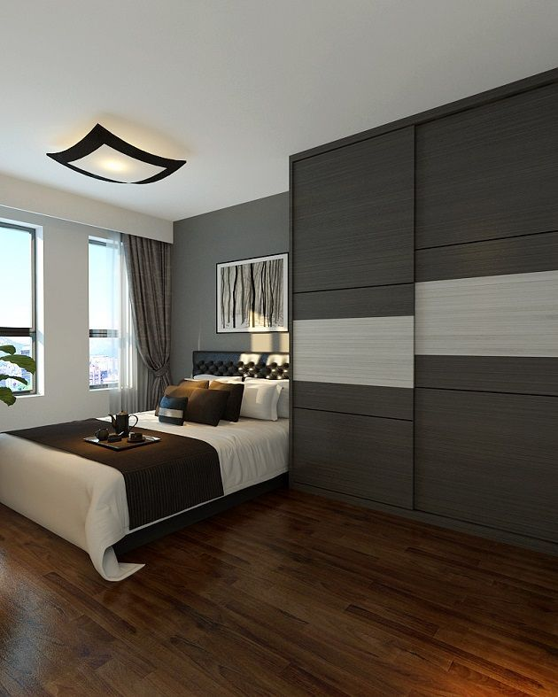 neutral greyscale bedroom rezt n relax