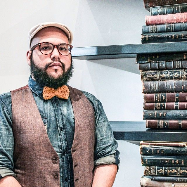 NYC costume designer Antonio Consuegra chats about shopping in the city,  doing his first broadway