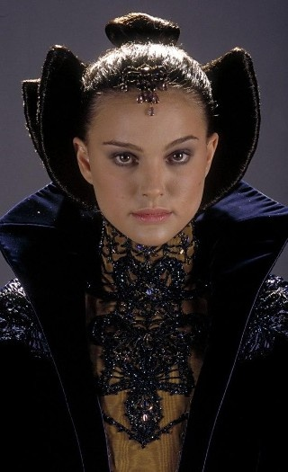 Queen Amidala - Star Wars-my sometimes look