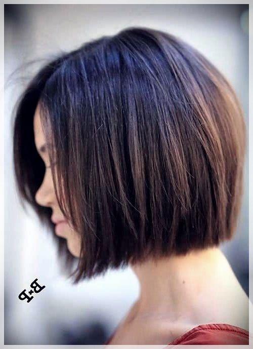 +90 Bob Haircut Trends 2019 | Beauty | Curly hair cuts ...