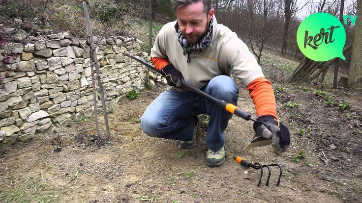 Fiskars kerti tippek, március: vetemenyés takarítás
