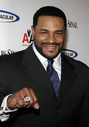 One of my favorite Players - Jerome Bettis of the Pittsburgh Steelers