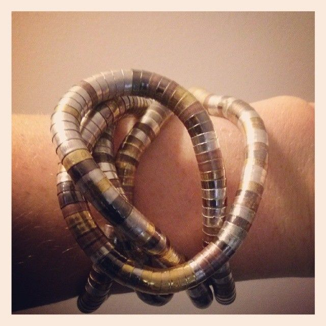 On the fourth day of Christmas my Knotlace gave to me......a bracelet that is unique to me! - http://www.knotlace.com.au/ #style #fashion #accessory #jewellery