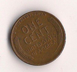 Wheat pennies are neat old coins that can still be found in pocket change. photo by Homini on Flickr