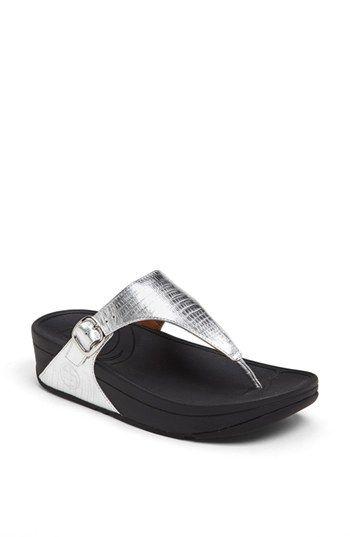 FitFlop 'The Skinny™' Sandal (Women)