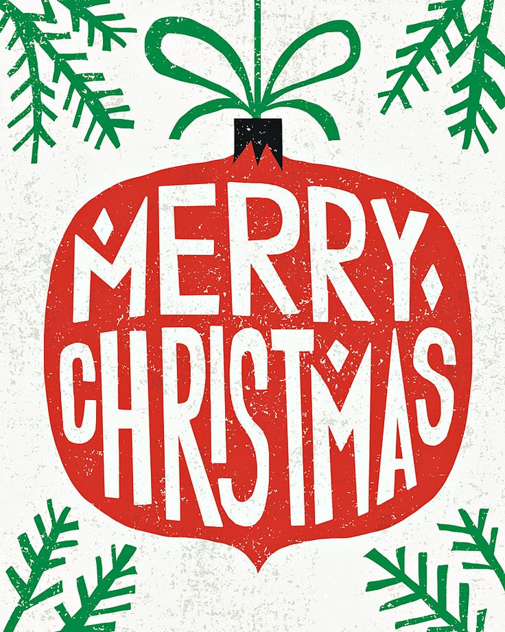 Merry Christmas by Michael Mullan