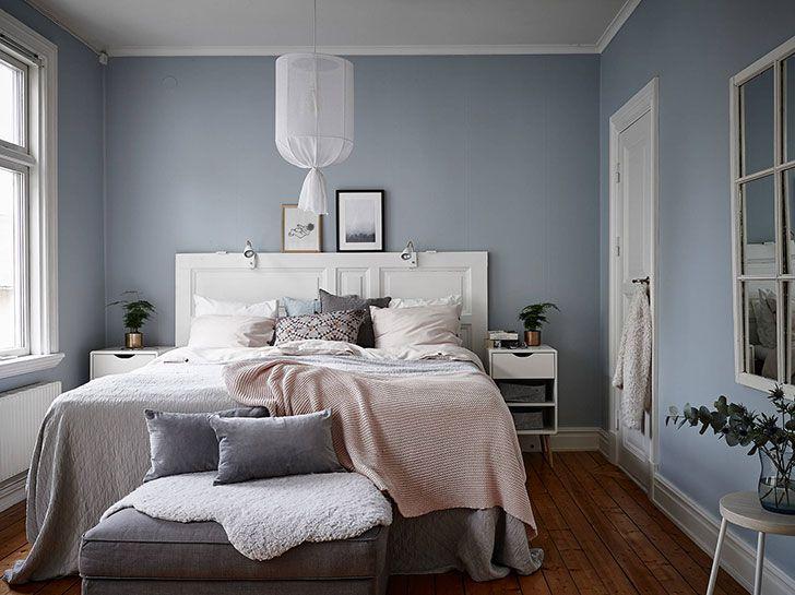 стены покрашены в французский серый цвет фото сможете гордостью