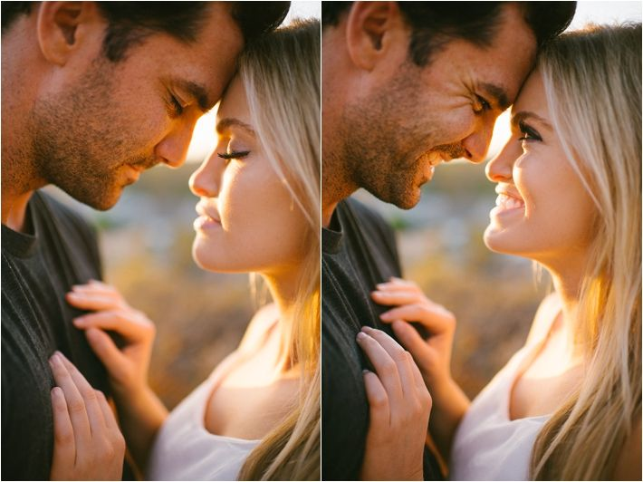 Sunset Love Shoot from Alyssa Michelle Photography | Southern California Bride