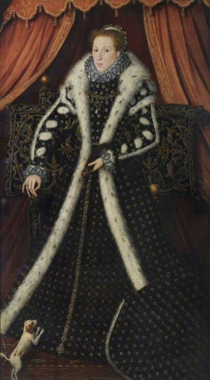 Lady Frances Sidney (1531–1589), Countess of Sussex, Foundress of Sidney Sussex College by Steven van der Meulen, ca 1565 England, Sidney Sussex College (University of Cambridge)