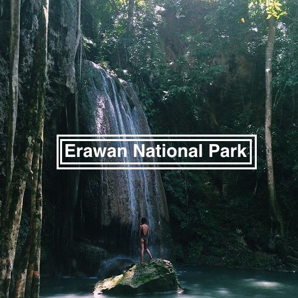 Complete guide to Erawan National Park – Kachanaburi, Thailand