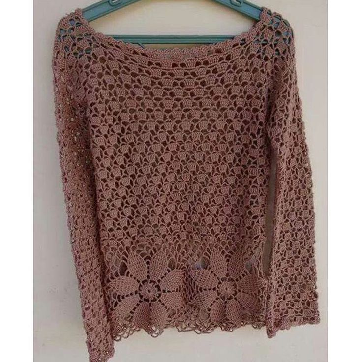 """26 curtidas, 2 comentários - @modas.crochet no Instagram: """"Maravilinda!!! """""""