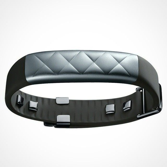 The #Jawbone bracelet that's also your #fitness coach. Stylish + useful is a combo we can get behind. #style #tech #gadget